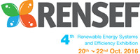 4th Renewable Energy Systems and Energy Efficiency Exhibition