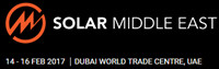 Solar Middle East 2017