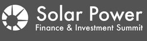 Solar Power Finance & Investment Summit 2018