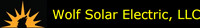 Wolf Solar Electric, LLC