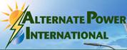 Alternate Power International Ltd