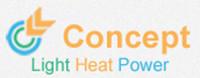 Concept Light Heat Power
