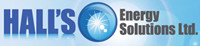 Hall's Energy Solutions Ltd