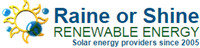 Raine or Shine Alternative Energy Solutions Ltd