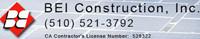 BEI Construction, Inc.