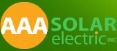 AAA Solar Electric, Inc.