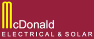 McDonald Electrical and Solar
