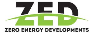 Zero Energy Developments