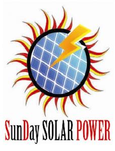 SunDay Solar Power