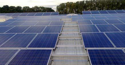 Xiamen Huge Energy Ground Mount Denmark