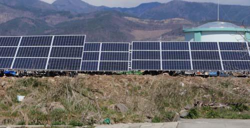 Xiamen Huge Energy Ground Mount Japan