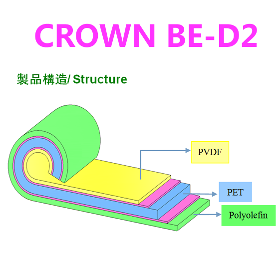 Crown BE-D2 MG TPE 390A