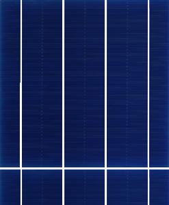 Poly Crystalline Solar Cell