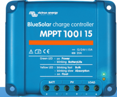 BlueSolar MPPT 100/15