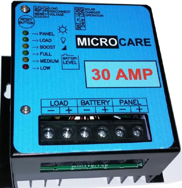 30A LED MPPT