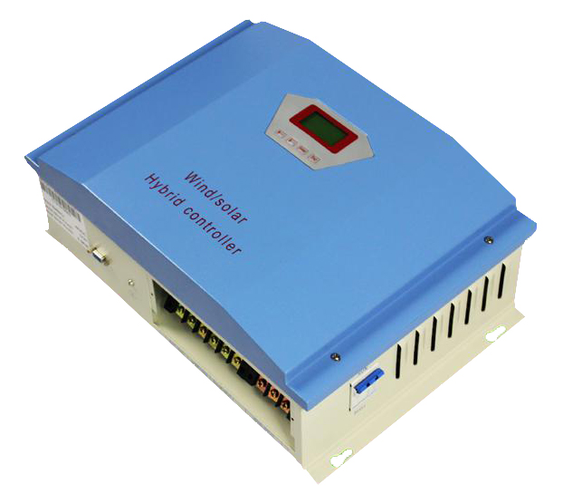 3000W Wind and Solar Hybrid Charge Controller