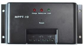 12/24V 10A MPPT Black