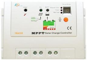 12/24V 20A MPPT White