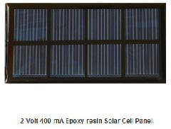 2V 400mA Epoxy pv panel 0.8