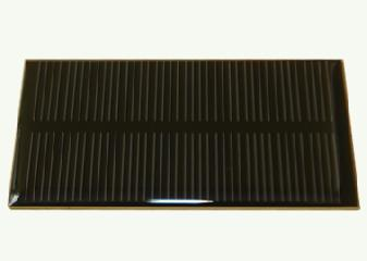 5V 135mA Epoxy Solar Panel 0.65