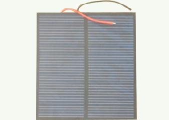4.5V 200mA 0.9W Solar Photovoltaic Panel 0.9