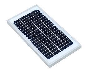 5 Watt 18 Volt 250mA Mono-crystalline Photovoltaic Solar Module 4.1