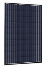 """Poly 6"""" 60 cells Black Series 230W-250W 230~250"""
