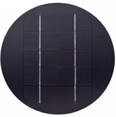 5V 3.7W All-black Photo Voltaic Panel 3.7