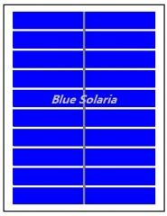 5V Solar Panel 1.5W PET Solar Panel 1.5
