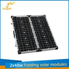 Folding 2*40W 80