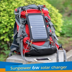Sunpower 6W Solar Charger