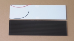 thickness 3.2mm thin film solar module 9V 0.9
