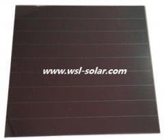 5V 210uA Indoor Amorphous Si Solar Cell