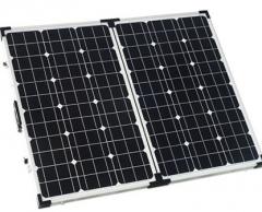 Portable Solar Panel 2*30W 60