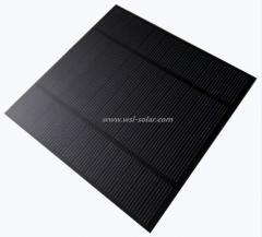 6V 3.6W 600mA Photovoltaic Solar Module, PET Solar Panel