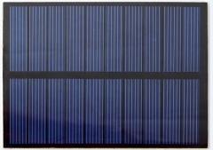 1.2 Watt 5 V 240 mA solar cell module panel 1.2