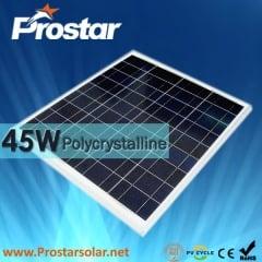 45W Poly Solar Panel