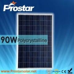 90W Poly Solar Panel 90