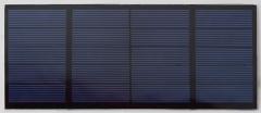 2W 400mA PET solar panel 2
