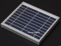 3 Watt 4.5 Volt Solar Module with frame