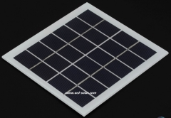 2W Solar Panel 6V 2