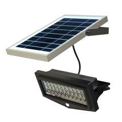 8W solar panel for park lights 8