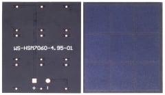 ETFE+ EVA + PCB of solar panel (small sunpower solar panel)