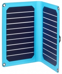 Sunpower solar panel charger + PET laminated 12