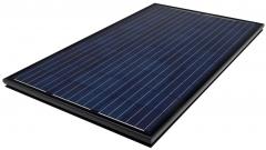 260W 30V black solar panel 260