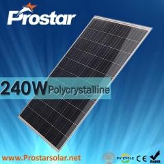 240W Poly Solar Panel 240