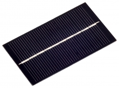 EVA laminated solar cell 0.65