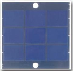55mm×55mm solar cell solar panel 0.4