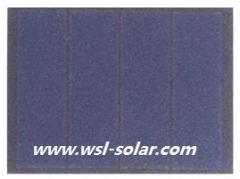 2V 80mA Mini Solar Panel with Sunpower solar cell 0.16