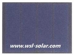 2V 80mA Mini Solar Panel with Sunpower solar cell